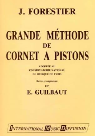 J. Forestier - Grande Méthode de Cornet A Pistons Volume 3 - Partition - di-arezzo.fr