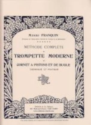 Merri Franquin - Complete Method of Modern Trumpet - Sheet Music - di-arezzo.com