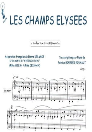Joe Dassin - Die Champs Elysees - Noten - di-arezzo.de
