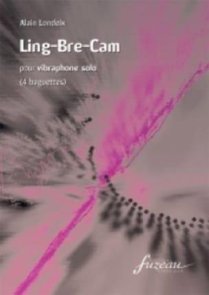 Alain Londeix - Ling-Bre-Cam - Partition - di-arezzo.fr