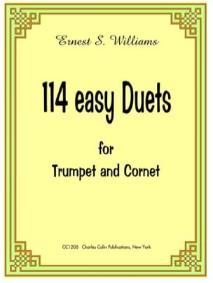 Ernest S. Williams - 114 Easy Duets - Sheet Music - di-arezzo.com