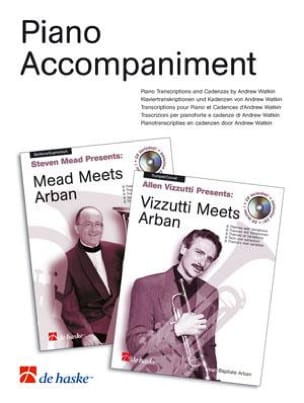 Jean-Baptiste Arban - Piano Accompaniment Variations - Sheet Music - di-arezzo.com