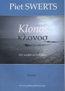 Piet Swerts - Klonos - Sheet Music - di-arezzo.co.uk