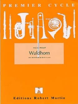 Pascal Proust - Waldhorn - Sheet Music - di-arezzo.co.uk