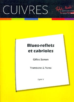 Gilles Senon - Blues reflections and antics - Sheet Music - di-arezzo.co.uk
