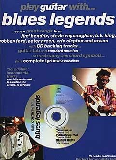 - Play Guitar With ... Blues Legends - Sheet Music - di-arezzo.com