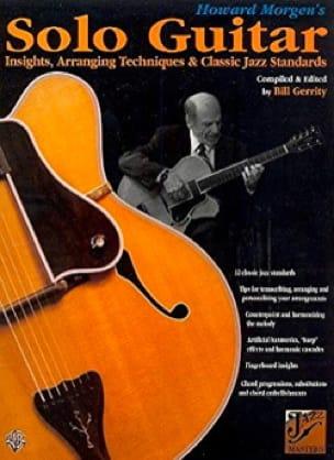 Howard Morgen - Solo Guitar - Partition - di-arezzo.fr