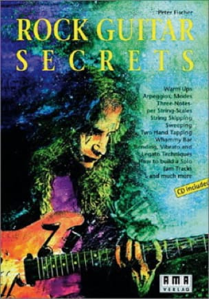 Rock Guitar Secrets - Partition - Guitare - laflutedepan.com
