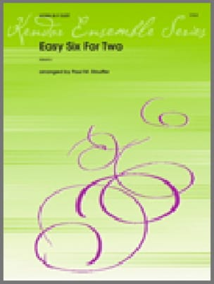 - Easy Six For Two - Sheet Music - di-arezzo.com