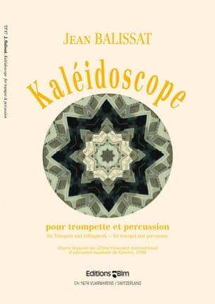 Jean Balissat - Kaléidoscope - Partition - di-arezzo.fr