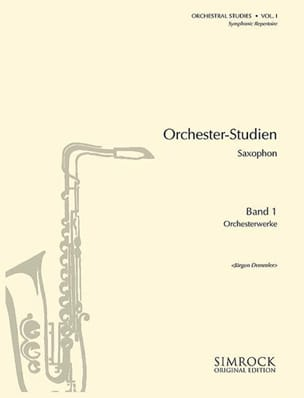 Orchestral Studies Volume 1 - Partition - di-arezzo.fr