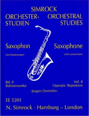 Orchestral Studies Volume 2 - Partition - laflutedepan.com