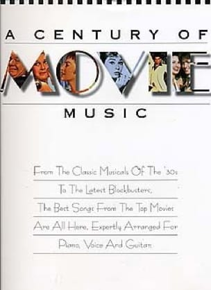 - A Century Of Movie Music - Sheet Music - di-arezzo.co.uk