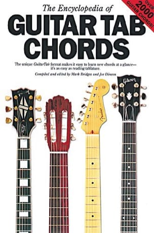 Bridges-Dineen - The Encyclopedia Of Guitar Tab Chords - Partition - di-arezzo.fr