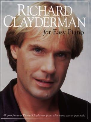 For Easy Piano - Richard Clayderman - Partition - laflutedepan.com