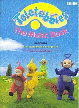 Teletublies The Music Box - Easy Piano - Partition - di-arezzo.fr