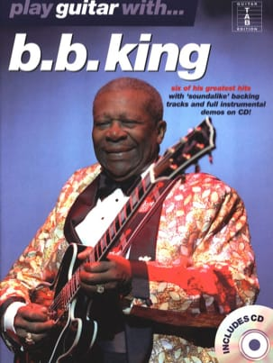B.B. King - Play Guitar With... B.B King - Partition - di-arezzo.fr
