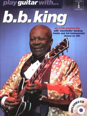 B.B. King - Play Guitar With... B.B King - Partition - di-arezzo.fr