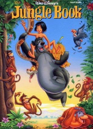 Le livre de la jungle - DISNEY - Partition - laflutedepan.com