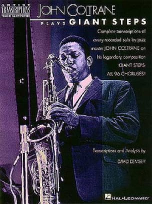 Plays Giant Steps - John Coltrane - Partition - laflutedepan.com