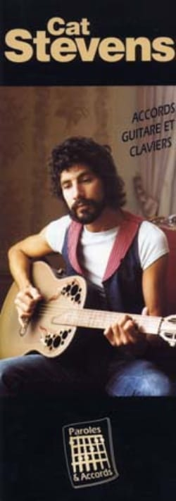 Paroles & Accords Cat Stevens Partition Pop / Rock - laflutedepan