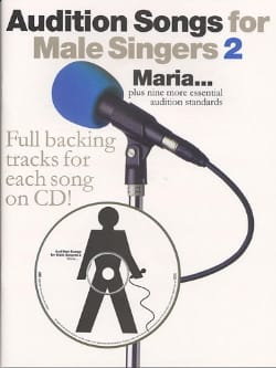 - Hearing Songs For Male Singers Volume 2 - Sheet Music - di-arezzo.com