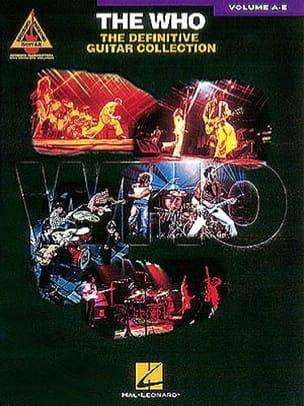 The Definitive Collection Volume A-E The Who Partition laflutedepan