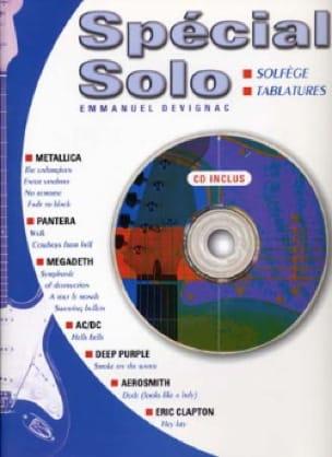Spécial Solo Solfeges - Tablatures - Partition - laflutedepan.com