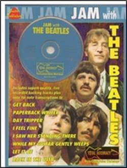 Jam With The Beatles - BEATLES - Partition - laflutedepan.com