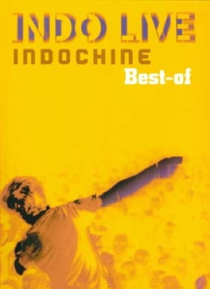 Indochine - Indo Live Best Of - Sheet Music - di-arezzo.com
