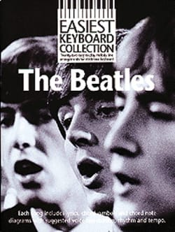 BEATLES - Easiest Keyboard Collection - The Beatles - Partition - di-arezzo.ch