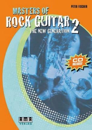 Masters Of Rock Guitar - Partition - Guitare - laflutedepan.com