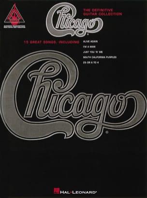 The Definitive Guitar Collection. Guitare Chicago laflutedepan