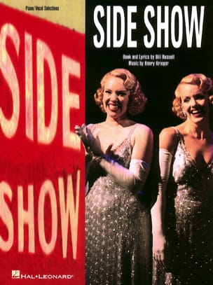 Henry Krieger - Side Show - Sheet Music - di-arezzo.co.uk
