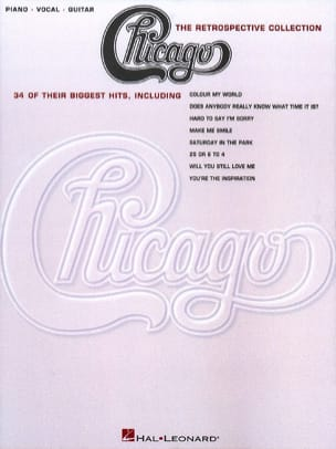 The Retrospective Collection - Chicago - Partition - laflutedepan.com