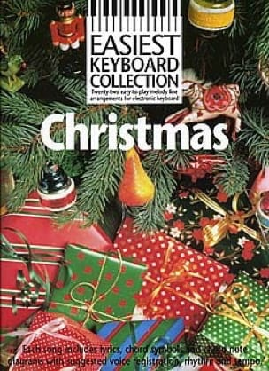 - Easiest Keyboard Collection - Christmas - Sheet Music - di-arezzo.co.uk