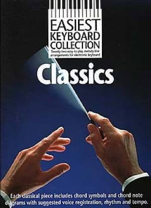 - Easiest Keyboard Collection - Classics - Sheet Music - di-arezzo.com