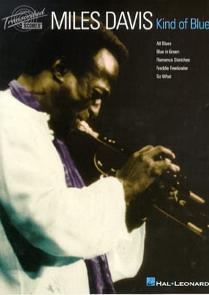 Miles Davis - Kind Of Blue - Sheet Music - di-arezzo.co.uk