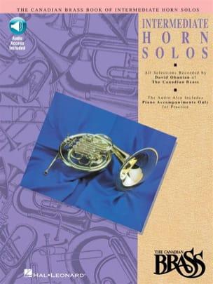 - The Canadian Brass Book Intermedio Horn Solos - Partitura - di-arezzo.es
