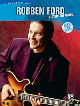 Robben Ford - Playin 'The Blues - Sheet Music - di-arezzo.co.uk