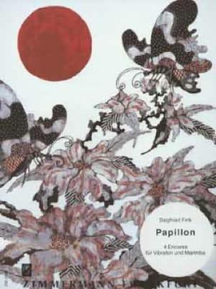 Siegfried Fink - Papillon - Partition - di-arezzo.fr