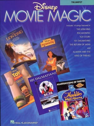 DISNEY - Disney Movie Magic - Partition - di-arezzo.fr