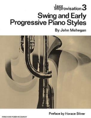 John Mehegan - Volume 3 - Swing And Early Progressive Piano Styles - Sheet Music - di-arezzo.co.uk