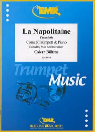 La Napolitaine - Oskar Böhme - Partition - laflutedepan.com