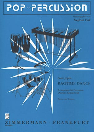 Scott Joplin - Ragtime Dance - Partition - di-arezzo.fr