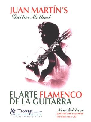 El Arte Flamenco de la Guitarra - Guitar Method - laflutedepan.com