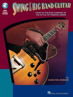 Charlton Johnson - Swing - Big Band Guitar - Sheet Music - di-arezzo.com