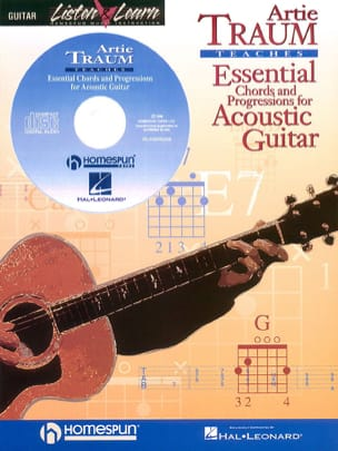 Artie Traum - Essential Chords And Progressions For Accoustic Guitar - Sheet Music - di-arezzo.com