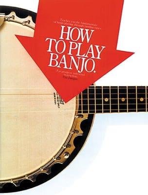 How To Play Banjo Tim Jumper Partition Musique du monde - laflutedepan