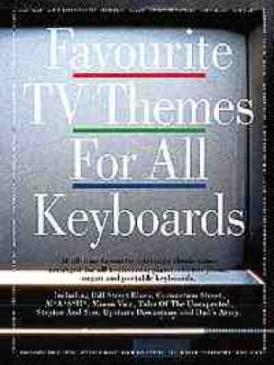 - Favorite TV Themes For All Keyboards - Sheet Music - di-arezzo.com